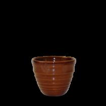 Churchill Bit on the Side Ripple Chip Mug Cinnamon 9.5 x 8.3cm