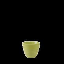 Churchill Bit on the Side Ripple Chip Mug Green 9.5 x 8.3cm