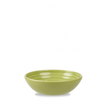 Churchill Bit on the Side Ripple Dip Dish Green 11.3 x 3.5cm