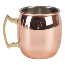 Barrel Copper Mug 14oz