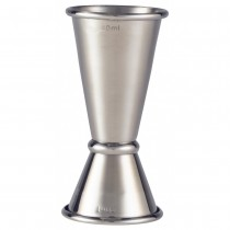 Stainless Steel Jigger 20ml & 40ml