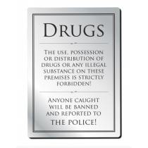 Drugs Policy Notice