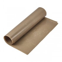 Reusable Non-Sick PTFE Baking Liner Brown 58.5 x 38.5cm