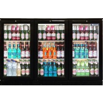 Blizzard BAR3 Bottle Cooler Black