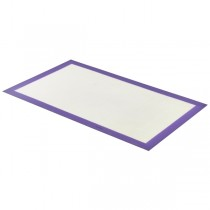 Non-Stick Baking Mat Purple 58.5 x 38.5cm