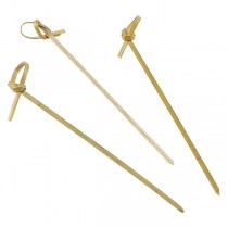 Bamboo Knot Picks 12cm
