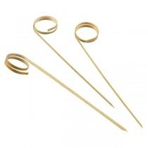 Bamboo Loop Skewers 12cm