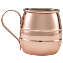 Copper Barrel Mug 17.5oz / 50cl