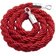 Barrier Rope Red