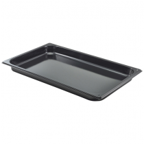 Genware Enamel Baking Tray GN 1/1 530 x 325 x 40mm