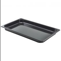 Genware Enamel Baking Tray GN 1/1 530 x 325 x 40mm