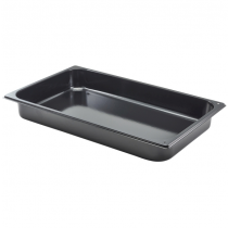 Genware Enamel Baking Tray GN 1/1 530 x 325 x 65mm
