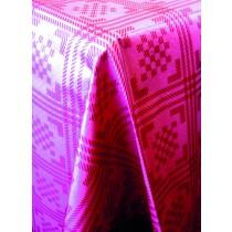Tork Paper Embossed Red Slipcover 90 x 90cm