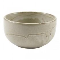 Terra Porcelain Grey Round Bowl 11.5 x 5.5cm
