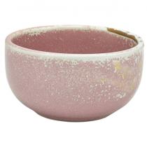 Terra Porcelain Rose Round Bowl 11.5 x 5.5cm