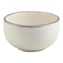 Terra Stoneware Round Bowl Sereno Grey 12.5 x 6.5cm
