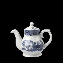Churchill Vintage Prints Blue Willow Sandringham Tea/Coffee Pot 42cl