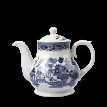 Churchill Vintage Prints Blue Willow Sandringham Tea/Coffee Pot 85.2cl