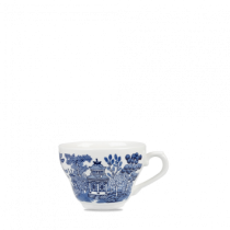 Churchill Vintage Prints Blue Willow Georgian Teacup 19.8cl
