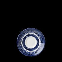 Churchill Vintage Prints Blue Willow Georgian Saucer 14.1cm