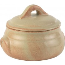 Rustico Flame Bellied Casserole Dishes 42.5cl/15oz