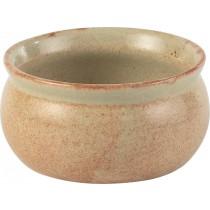 Rustico Flame Butter Pots 7cm/10cl