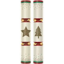 """Festive Wishes Crackers 10"""""""