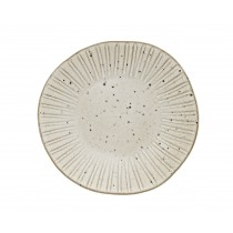 Rustico Impressions Oyster Dinner Plate 28.5cm