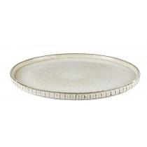 Rustico Impressions Oyster Presentation Plates 26.5cm