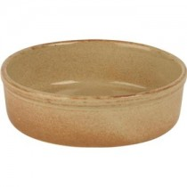 Rustico Flame Round Tapas Dish 14.5cm/40cl