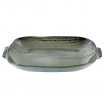 Rustico Vintage Square Dish With Handles 16cm x 14cm