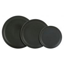Rustico Carbon Black Plate 24cm