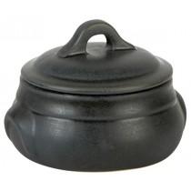 Rustico Carbon Bellied Casserole 14 x 6.5cm /70cl