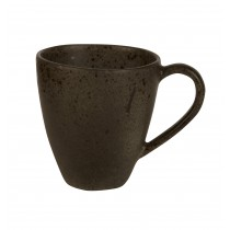 Rustico Black Ironstone Mug 45cl/15oz
