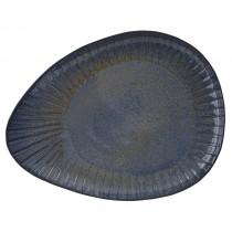 Rustico Impressions Aegean Oval Plate 34cm