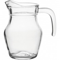 Studio Glass Jug 0.5Ltr