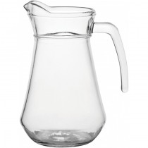 Studio Glass Jug 1Ltr
