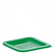 Carlisle StorPlus Square Lid for 1.9L & 3.8L Container Green