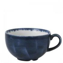 Churchill Stonecast Plume Ultramarine Cappuccino Cup 22.7cl / 8oz