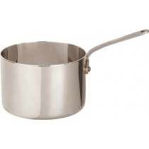 Stainless Steel Handled Pan 9cm