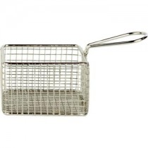 Stainless Steel Square Basket