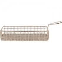 Stainless Steel Fish Basket 23 x 13 x 4.5cm