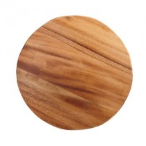 Acacia Round Wooden Pizza Board 32cm