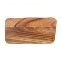 Acacia Rectangular Wooden Board 30 x 14cm