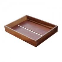 Acacia Wooden Display Tray 40 x 30 x 6cm