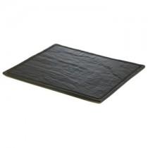 Ceramic Rectangular Slate Platter 33 x 27cm