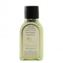 Natural Bath & Shower Gel - 30ml (Pack 250)