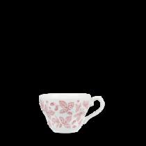 Churchill Vintage Prints Cranberry Bramble Georgian Teacup 19.8cl