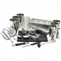 Cocktail Bar Kit 22 Pieces