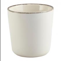 Terra Stoneware Chip Cup Sereno Grey 8.5 x 8.5cm